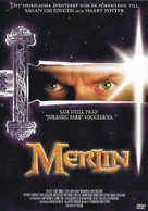 Merlin - Swedish Movie Cover (xs thumbnail)