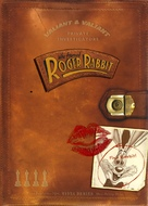 Who Framed Roger Rabbit - DVD movie cover (xs thumbnail)