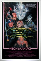 Neon Maniacs - Movie Poster (xs thumbnail)