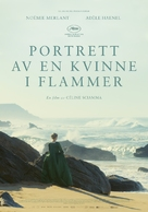 Portrait de la jeune fille en feu - Norwegian Movie Poster (xs thumbnail)