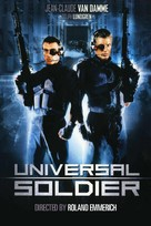 Universal Soldier - DVD movie cover (xs thumbnail)