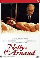 Nelly & Monsieur Arnaud - Italian Movie Cover (xs thumbnail)