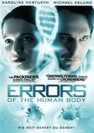 Errors of the Human Body - Swiss DVD cover (xs thumbnail)
