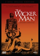 The Wicker Man - German Movie Cover (xs thumbnail)