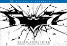 The Dark Knight Rises - Blu-Ray cover (xs thumbnail)