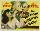 Mexican Spitfire's Baby - Movie Poster (xs thumbnail)