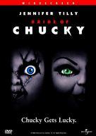 Bride of Chucky - DVD cover (xs thumbnail)
