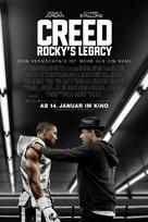 Creed - Swiss Movie Poster (xs thumbnail)