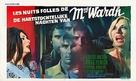 La strano vizio della Signora Wardh - Belgian Movie Poster (xs thumbnail)
