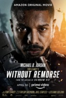 Without Remorse - Movie Poster (xs thumbnail)