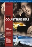 Die Fälscher - DVD cover (xs thumbnail)