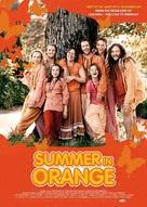 Sommer in Orange - German Movie Poster (xs thumbnail)