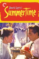 Summertime - DVD movie cover (xs thumbnail)