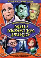 Mad Monster Party? - DVD cover (xs thumbnail)