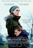 Ben Is Back - Portuguese Movie Poster (xs thumbnail)
