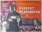 Violent Playground - British Movie Poster (xs thumbnail)