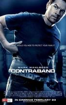 Contraband - Australian Movie Poster (xs thumbnail)