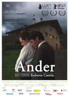 Ander - Spanish Movie Poster (xs thumbnail)