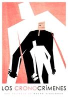 Los cronocrímenes - Spanish Never printed poster (xs thumbnail)