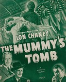 The Mummy's Tomb - poster (xs thumbnail)