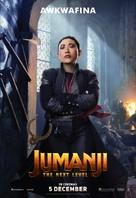 Jumanji: The Next Level - Malaysian Movie Poster (xs thumbnail)