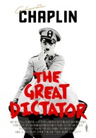 The Great Dictator - Swedish Movie Poster (xs thumbnail)