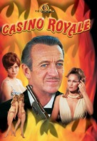 Casino Royale - VHS movie cover (xs thumbnail)
