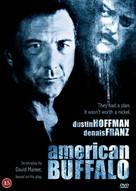 American Buffalo - Danish Movie Cover (xs thumbnail)