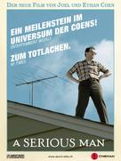 A Serious Man - Swiss Movie Poster (xs thumbnail)