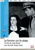 The Woman on the Beach - French DVD cover (xs thumbnail)