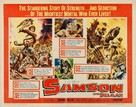 Samson and Delilah - Movie Poster (xs thumbnail)