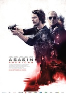 American Assassin - Romanian Movie Poster (xs thumbnail)