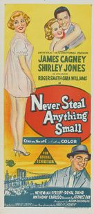 Never Steal Anything Small - Australian Movie Poster (xs thumbnail)