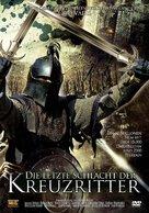 Krzyzacy - German DVD cover (xs thumbnail)