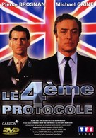 The Fourth Protocol - French Movie Cover (xs thumbnail)