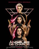 Charlie's Angels - Argentinian Movie Poster (xs thumbnail)