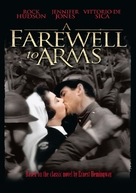 A Farewell to Arms - DVD cover (xs thumbnail)