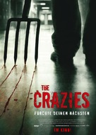 The Crazies - German Movie Poster (xs thumbnail)