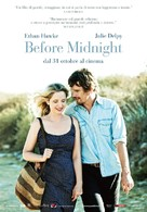Before Midnight - Italian Movie Poster (xs thumbnail)