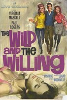 The Wild and the Willing - British Movie Poster (xs thumbnail)
