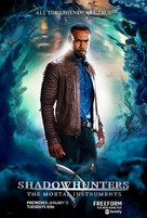 """""""Shadowhunters"""" - Movie Poster (xs thumbnail)"""