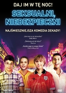The Inbetweeners Movie - Polish DVD movie cover (xs thumbnail)