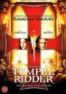 """The Last Templar"" - Danish Movie Cover (xs thumbnail)"