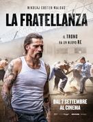 Shot Caller - Italian Movie Poster (xs thumbnail)