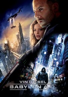 Babylon A.D. - Never printed movie poster (xs thumbnail)