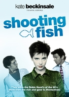 Shooting Fish - Swedish DVD cover (xs thumbnail)