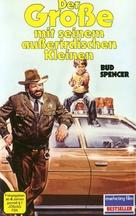 Uno sceriffo extraterrestre - poco extra e molto terrestre - German Movie Cover (xs thumbnail)