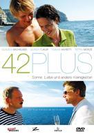 42plus - German DVD movie cover (xs thumbnail)