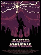 Masters Of The Universe - British Movie Poster (xs thumbnail)