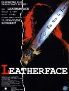 Leatherface: Texas Chainsaw Massacre III - French Movie Poster (xs thumbnail)